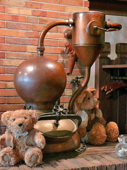 Hotel-Restaurant Blume -- Brennstub