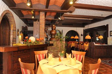 Hotel-Restaurant Blume -- Restaurant Brennstub